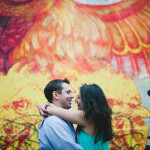 Capitol Romance: Kalsoom & Jay's U St, Washington DC Engagement Session