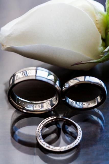 Diy Dc Couple Diys Wedding Bands At Wedding Ring Workshop Capitol