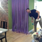DIY Tutorial: Easy, Budget-Friendly Photobooth Backdrop