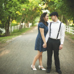 Capitol Inspiration: 1950s Themed Engagement Session, The Notebook