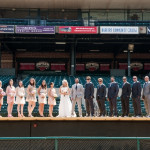 Sarah & Steve's Offbeat, Alternative Maryland Baseball Wedding ~ Part 1