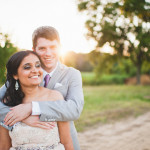 Akriti & Kris' Traditional Indian & Rustic Maryland Wedding