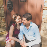 Lindsey & Beto's Washington DC Engagement at the Franciscan Monastery