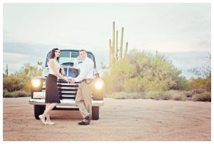 bonnie and clyde inspired engagement session (2)