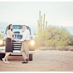 Capitol Inspiration: Bonnie & Clyde Inspired Engagement Shoot