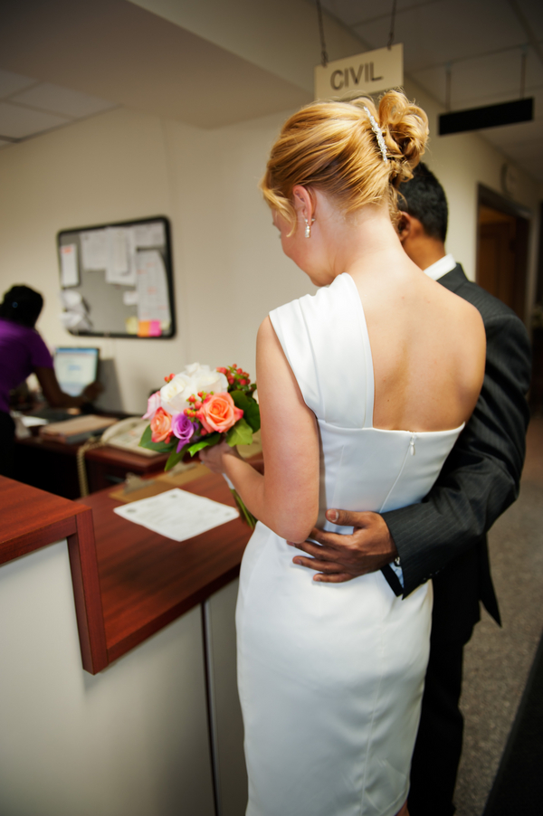 Virginia Courthouse Wedding Sid's Courthouse Wedding