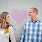 Calvin & Stephanie's Alexandria, VA Waterfront Engagement
