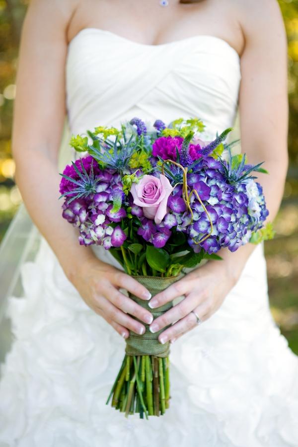 Wedding Flowers In Virginia : Purple rustic fairy tale wedding leesburg virginia murray