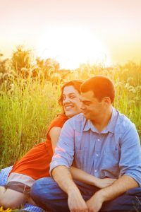 potomac maryland weddings engagement photographer sunflower field pictures (2)