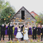 Capitol Wedding: Amanda & Keith's DIY Woodland Wedding in Maryland