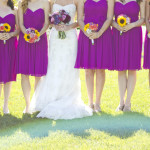 Capitol Inspiration: Hot Pink & Sunflowers Wedding Inspiration from a Real North Carolina Wedding