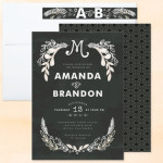 Giveaway: $100 to Minted Wedding Invitations