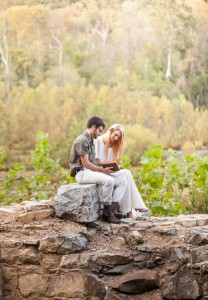 vintage camping inspired weddings details pictures moonrise kingdom wedding (9)
