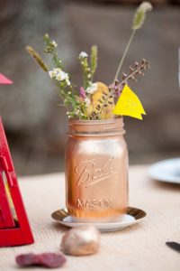 vintage camping inspired weddings details pictures moonrise kingdom wedding (4)