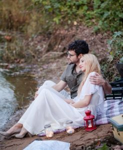 vintage camping inspired weddings details pictures moonrise kingdom wedding (6)