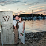 Capitol Wedding: Terri & Jim's Small-Budget, Handmade Maryland Wedding in Middle River