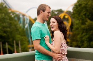 busch gardens amusement park engagement pictures virginia (4)