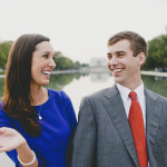 Capitol Inspiration: Bree & Brian's Dreamy Washington DC Engagement