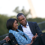 Capitol Romance: Lynn & Dwuane's Stylish, Washington DC Monuments Engagement Pictures