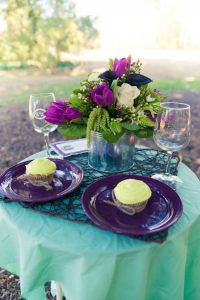 purple teal rustic virginia beach elopement inspiration pictures (3)
