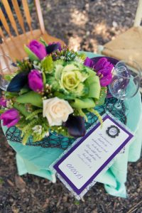 purple teal rustic virginia beach elopement inspiration pictures (4)
