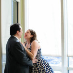 Capitol Wedding: Mark & Allison's Intimate & Offbeat, Courthouse Wedding in Rockville, MD