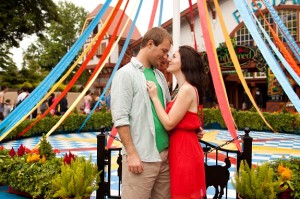 busch gardens amusement park engagement pictures virginia (1)