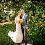 Capitol Wedding: Lauren & Tom's Summer Sunflower Wedding in Old Town Alexandria, VA
