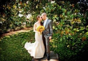 summer garden outdoor northern virginia alexandria wedding venue sunflowers (1)