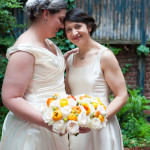 Capitol Wedding: Molly & Mel's Arts Club of Washington Wedding in DC
