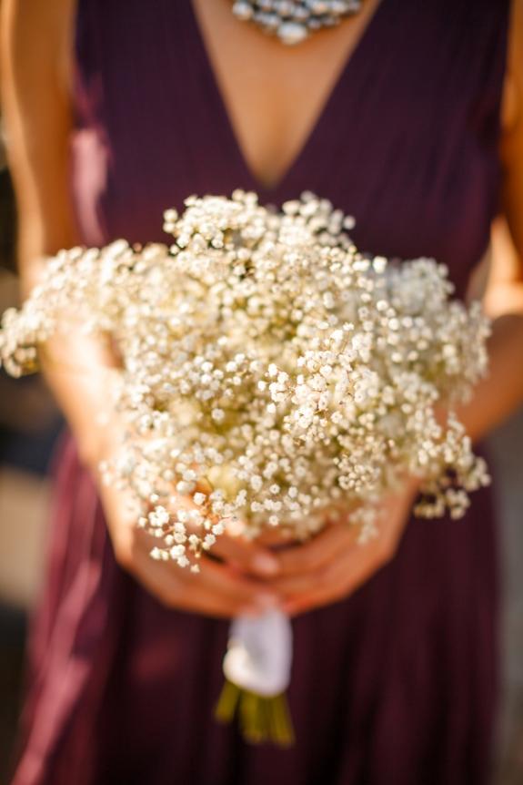 babys breath bouquets