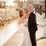 Capitol Wedding: Alex & Jim's Modern Meets Rustic, DIY Small Budget Virginia Wedding