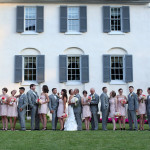 Capitol Wedding: Megan & Gabe's Springtime, Pale Pink Maryland Wedding