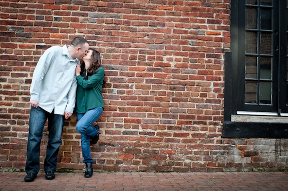 old town alexandria VA engagement pictures northern virginia blog