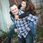 Capitol Romance: Yvonne & John's Old Town Alexandria, Northern Virginia Engagement Session