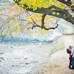 Capitol Romance: Matthew & Jannel's Georgetown, DC Engagement (with Cupcakes!)