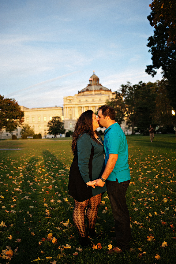 washington dc wedding blog engagement pictures capitol building