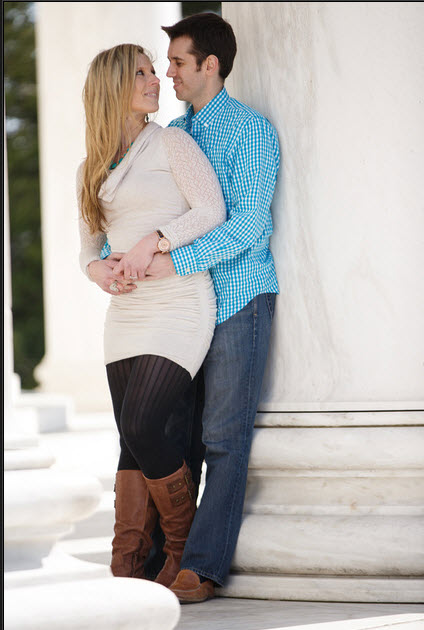 washington dc engagement pictures blog