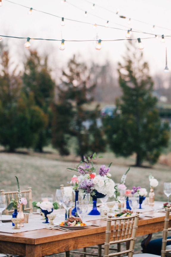 eclectic outdoors virginia wedding