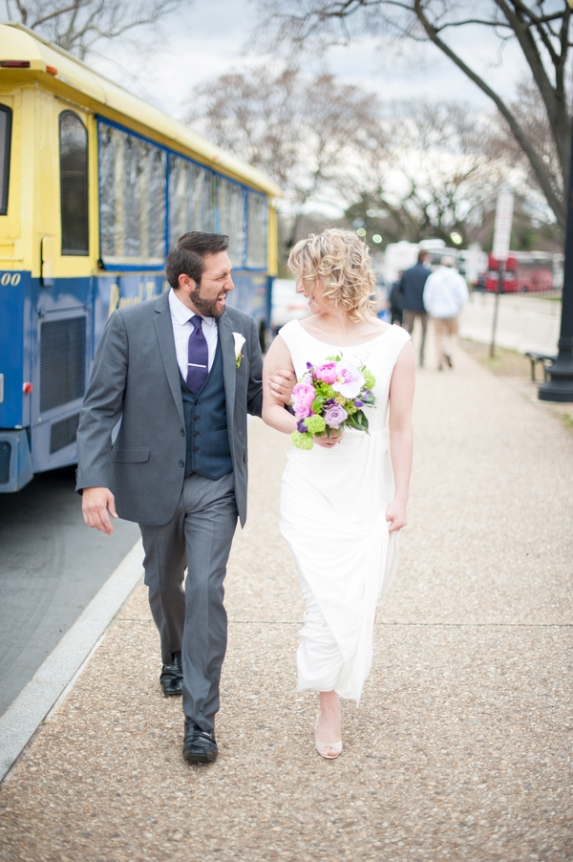 intimate low budget washington dc wedding alternative