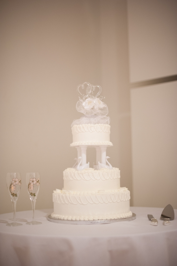 heidelberg bakery wedding cake DC