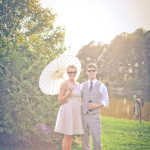 Capitol Wedding: Kate & Ben's Handmade, Local & Sustainable Maryland Wedding Reception