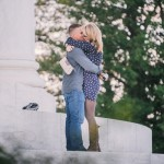Capitol Romance: Matt & Katie's Surprise Proposal at the Jefferson Memorial in Washington, DC