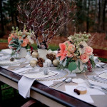 Capitol Inspiration: Details & Decor from a Winter Themed Wedding Shoot
