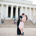 Mackenzie & Nick's Offbeat, Intimate Elopement in Washington DC