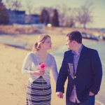Capitol Romance: Lou & Anne Caroline's Downtown Annapolis, MD Engagement Session