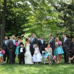 Capitol Wedding: Amanda & Sonny's Vintage Garden Wedding in Edgewater, Maryland