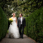 Capitol Inspiration: Jenn & Brian's Intimate, Yellow & Green Wedding in Leesburg, VA