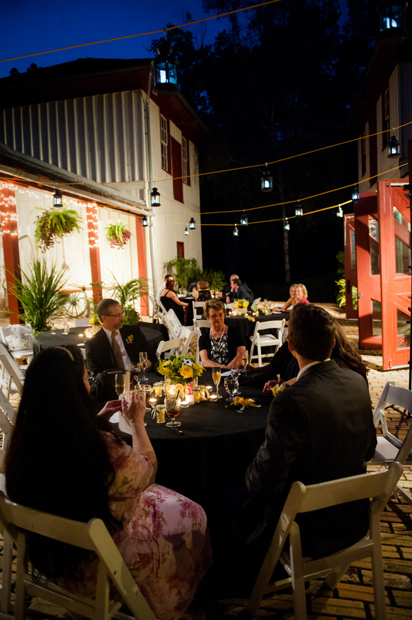 outdoor wedding venue northern Virginia
