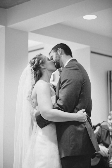 intimate nontraditional Virginia fall wedding